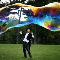 Innovators!  You want bigger, better, bubbles!