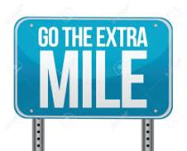 extra-mile relentless